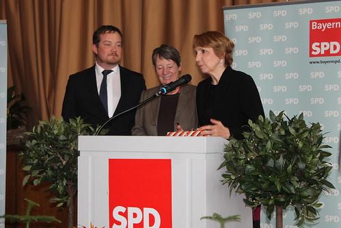 10.03.2016 Jahresempfang des SPD Kreisverbandes Neustadt
