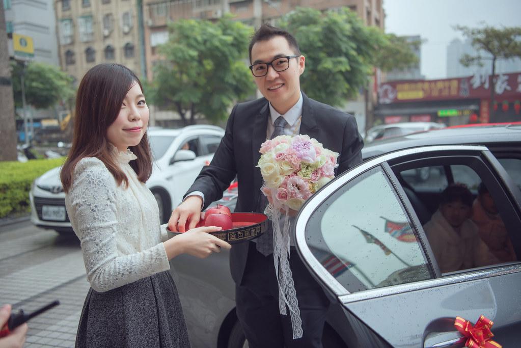20151227新莊晶宴會館婚禮記錄 (72)