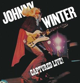 Johnny Winter Captured Live