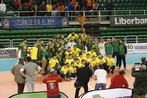 Copa del Rey de voleibol 2016