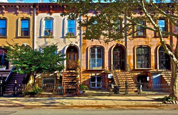 Herkimer Row Houses