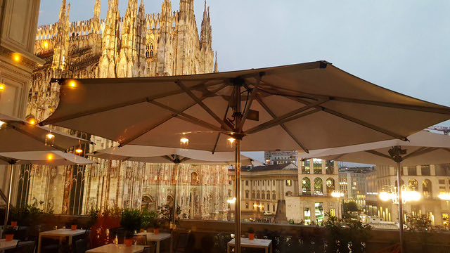 "Il Mercato Del Duomo: Getting inside the new ""cathedral"" of taste"