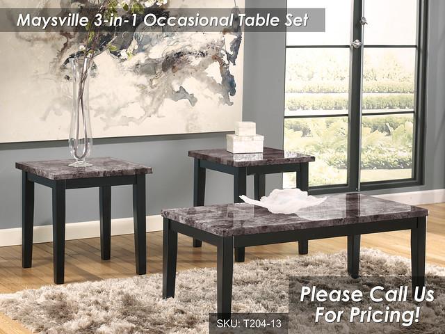 Maysville Table Set