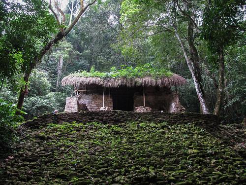 Palenque: el Templo de los Guerreros