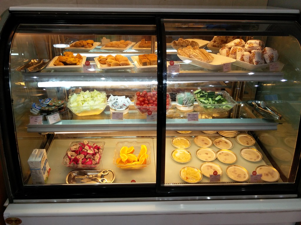 Pastries and sweets