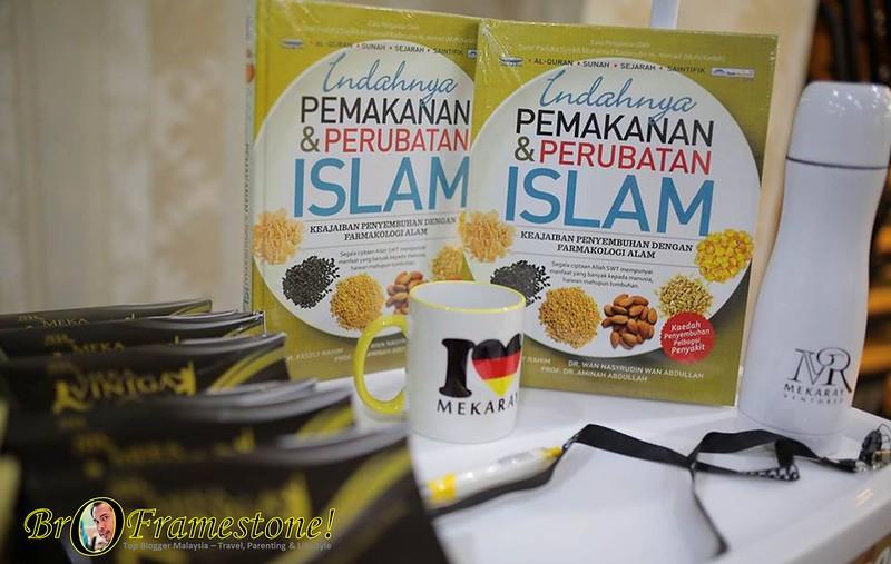Mekaray Ventures - Produk Perubatan dan Pemakanan Islam