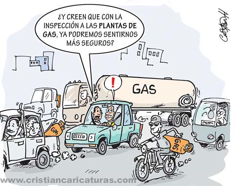 Gas GLP