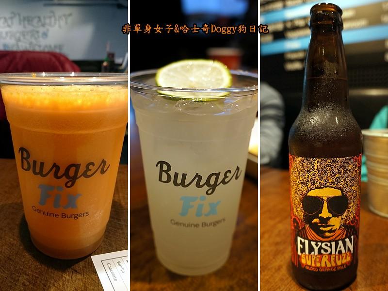 台北東區Burger Fix美式漢堡31