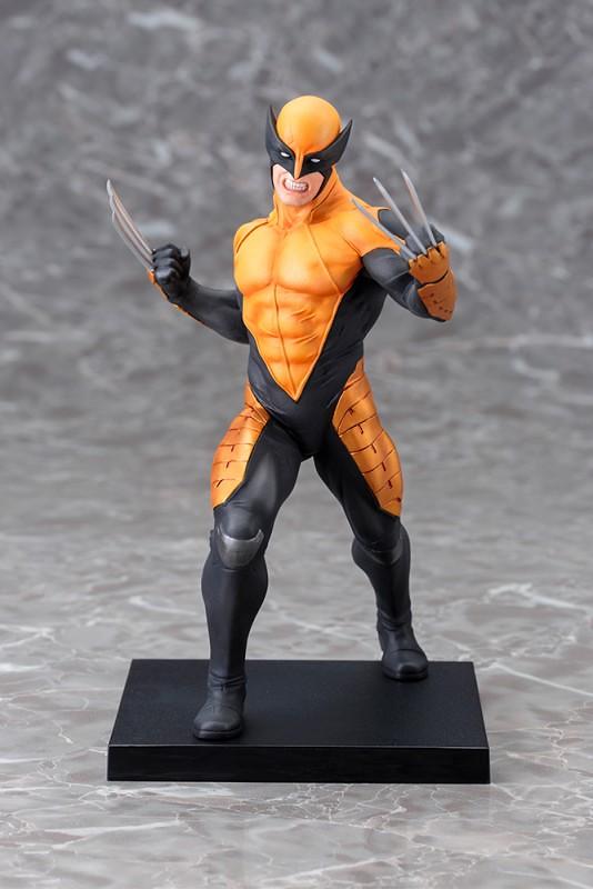 壽屋 ARTFX+ 系列【金鋼狼】MARVEL NOW! Wolverine 1/10 比例 全身雕像