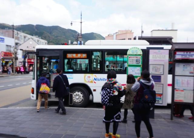 おっ博多駅&福岡空港国際線ターミナル行き