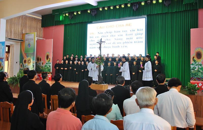 Thánh Lễ Kính Thánh Giuse 19/03/2016