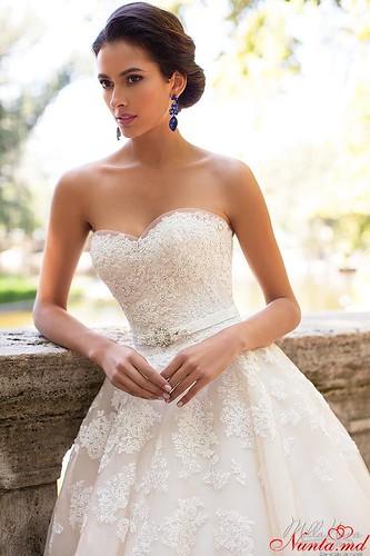 Свадебный Салон Cocos-Вся роскошь и элегантность свадебной моды в одном месте! > Модная новинка SABRINA! Свадебное платье от MillaNova