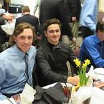 Jordy Cunningham, Josh Hillis (baseball Mar 24, 2016)