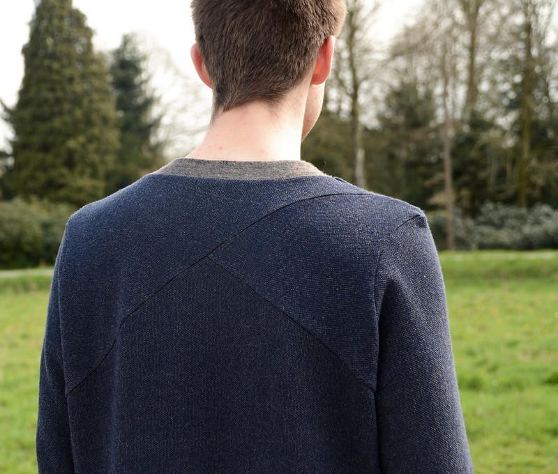 Tulip trui voor mannen
