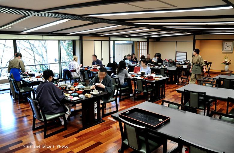 日本京都高雄紅葉家住宿晚餐早餐32