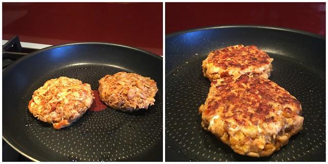 Salmon Burger Recipe Cooking
