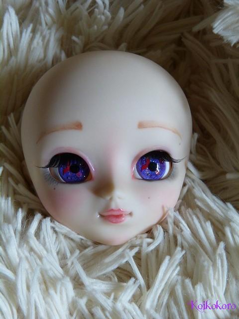 Les 3 Dames ~ Création yeux BJD+eyechips : 14mm petit iris ! 26088603755_d3cc036c51_z