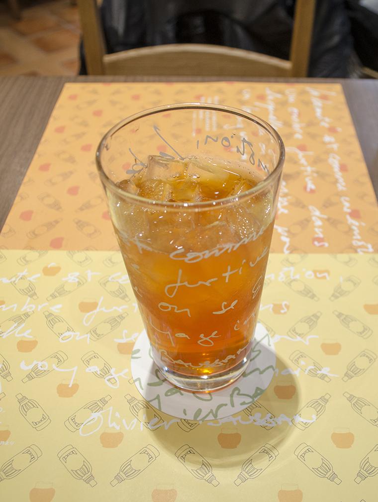 LOccitane Cafe Tokyo Menu Review 3