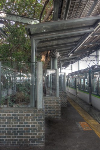 Kayashima Station on APR 06, 2016 (6)
