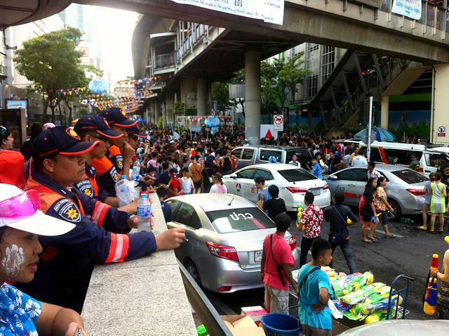 Songkran Silom 2