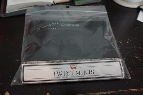 New Twist Minis!