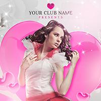 Valentine Front Page