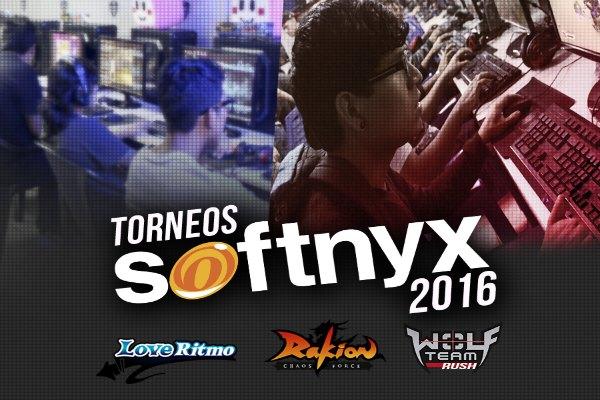 Torneos Softnyx 2016 premiará con más de S/ 5,000 a ganadores