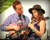 Sierra Hull, Old Settlers Music Festival, Driftwood, Texas, 2016