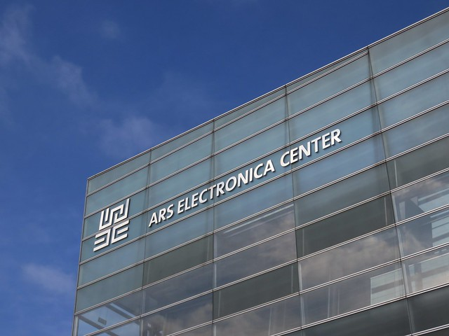 Ars Electronica Center, Linz 2016