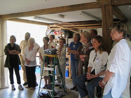 Tankerdale's workshop, Petersfield