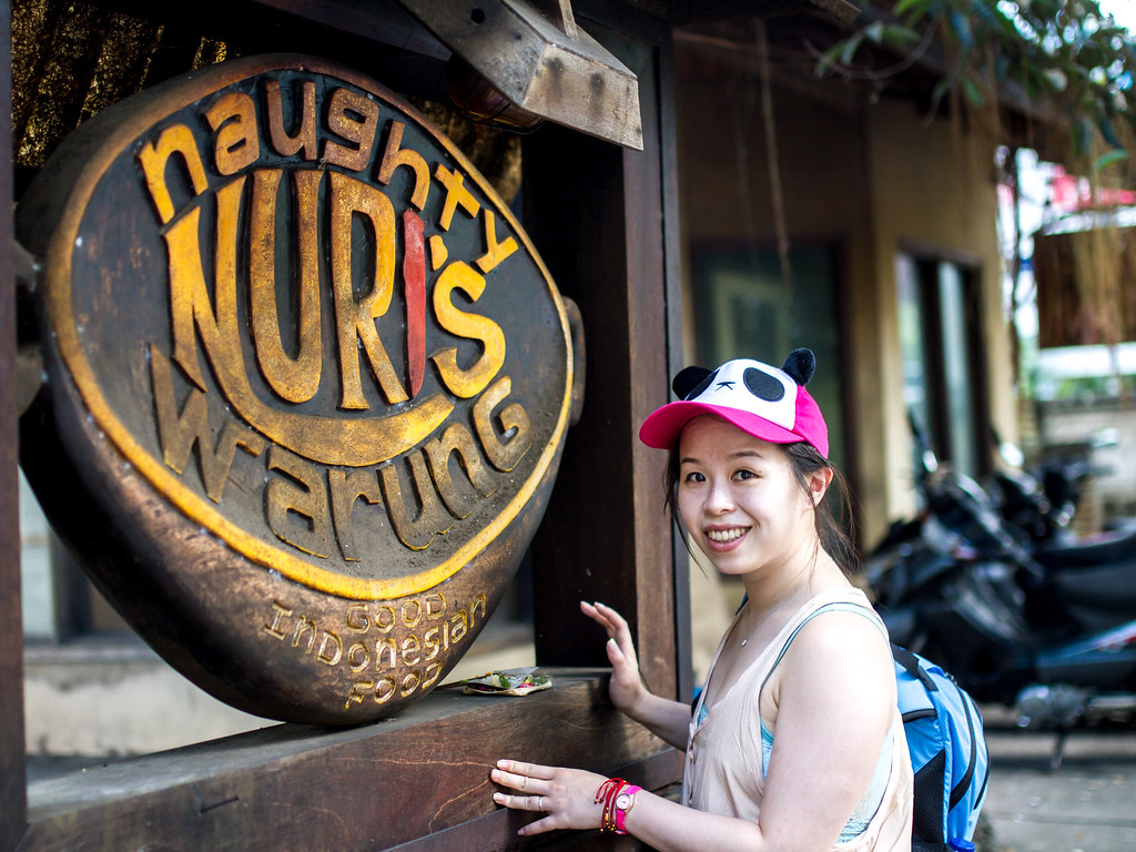 Bali – Naughty Nuri's Warung