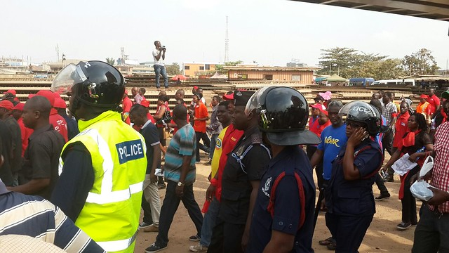 ghana labour demo1