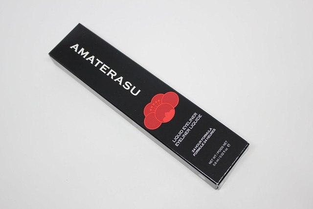 Amaterasu Liquid Eyeliner review