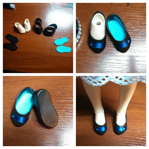 Minifee M-line shoes v3