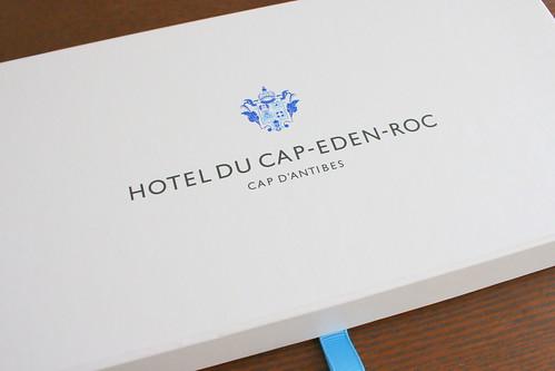Hotel du Cap-Eden-Rocのショコラ