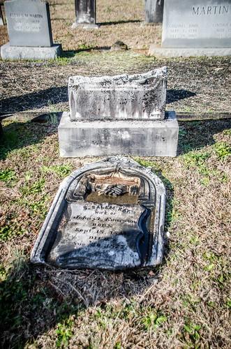 Ebenezer Methodist Church and Cemetery-033