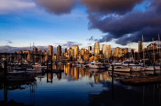 Vancouver is unreal