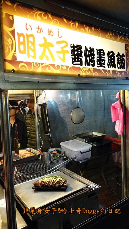寧夏夜市美食蚵仔煎飯糰豆花22