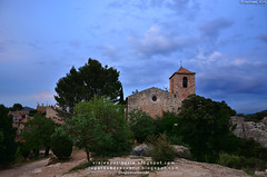 Iglesia de Siurana (Cornudella, Tarragona)