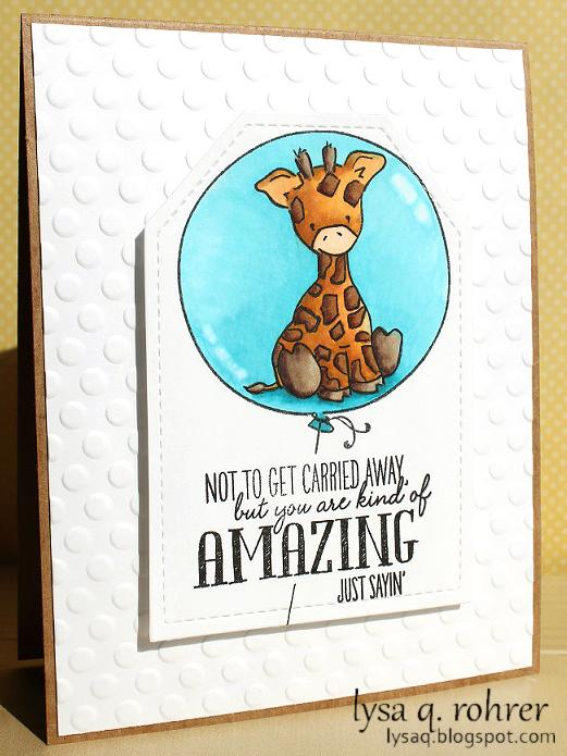 Amazing Giraffe