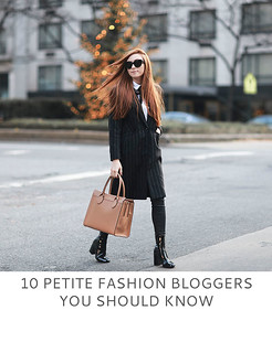 10 Petite Fashion Bloggers You Should Know | Not Dressed As Lamb
