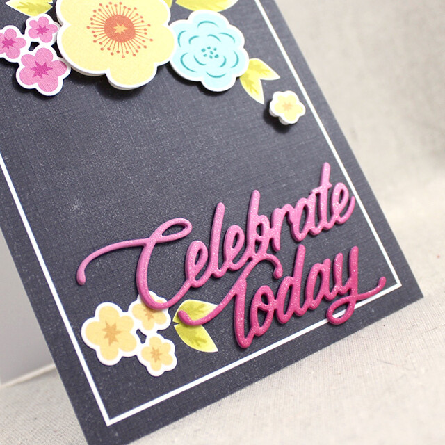 Celebrate Today Close Up