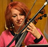 Dace Sultanov on the cello, Bel Air Music Showcase, Feb. 6, 2016
