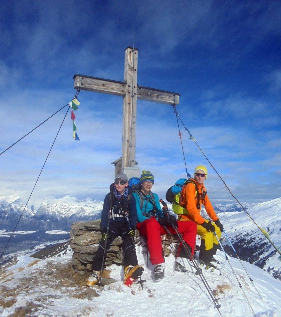 Hoher Kopf (2.373m), 13.2.2016