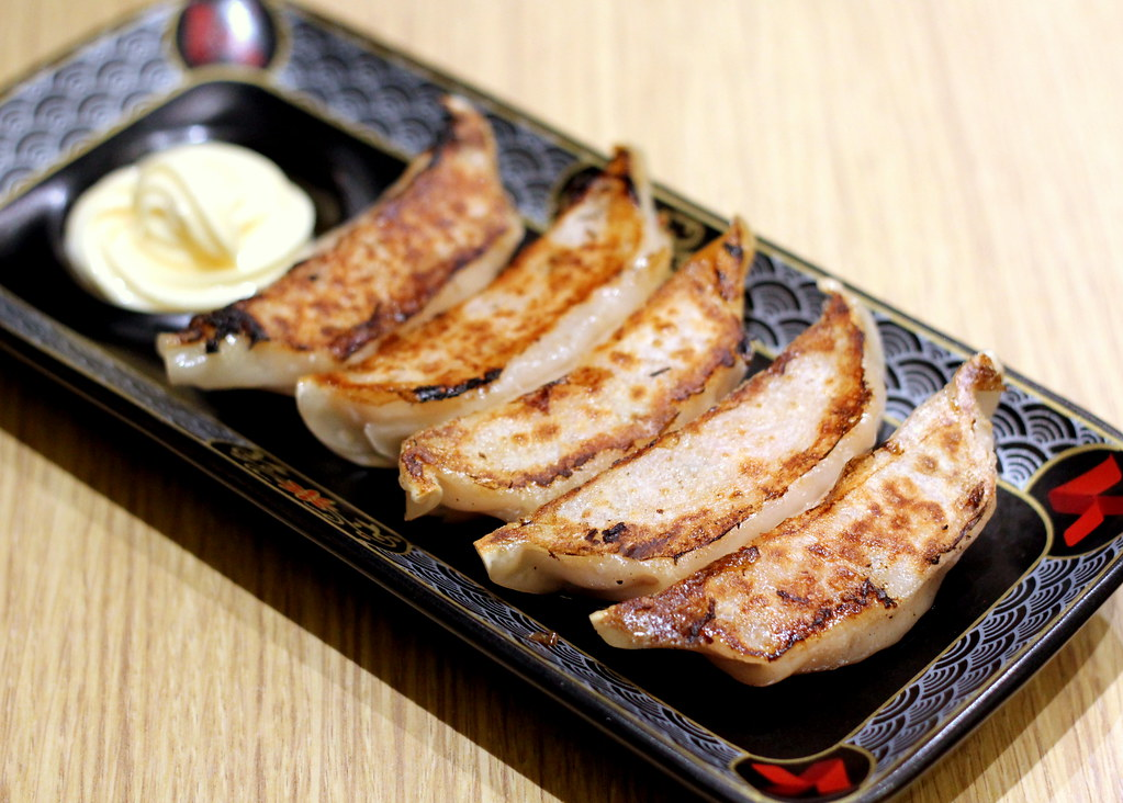 Ramen Keisuke Lobster King Pork Gyoza