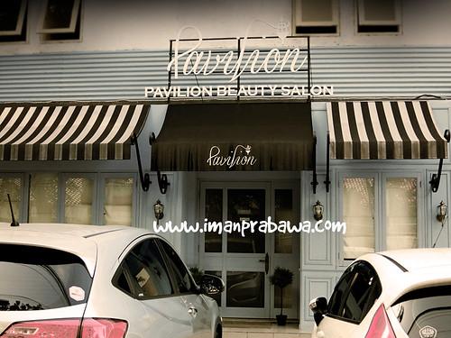 Pavilion Salon Cempaka Putih