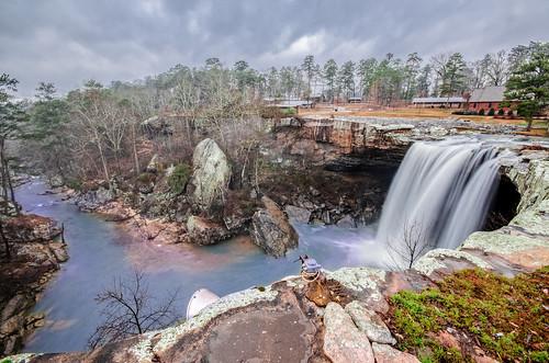 waterfall alabama waterfalls birminghamal noccalulafalls noccalulafallspark gadsdenal