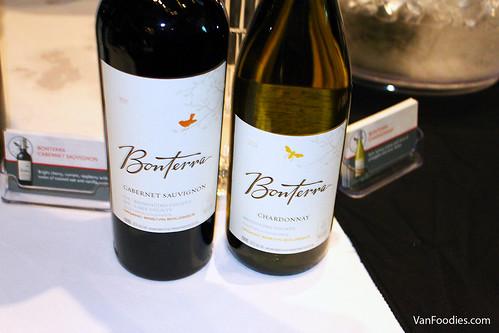 Bonterra Organic Vineyards Chardonnay & Cabernet Sauvignon