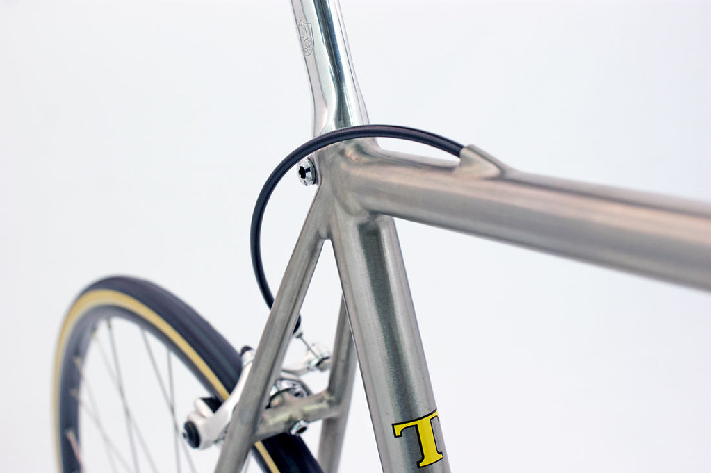 4f0a6163634 PASSONI Road Frame [Archive] - The Paceline Forum
