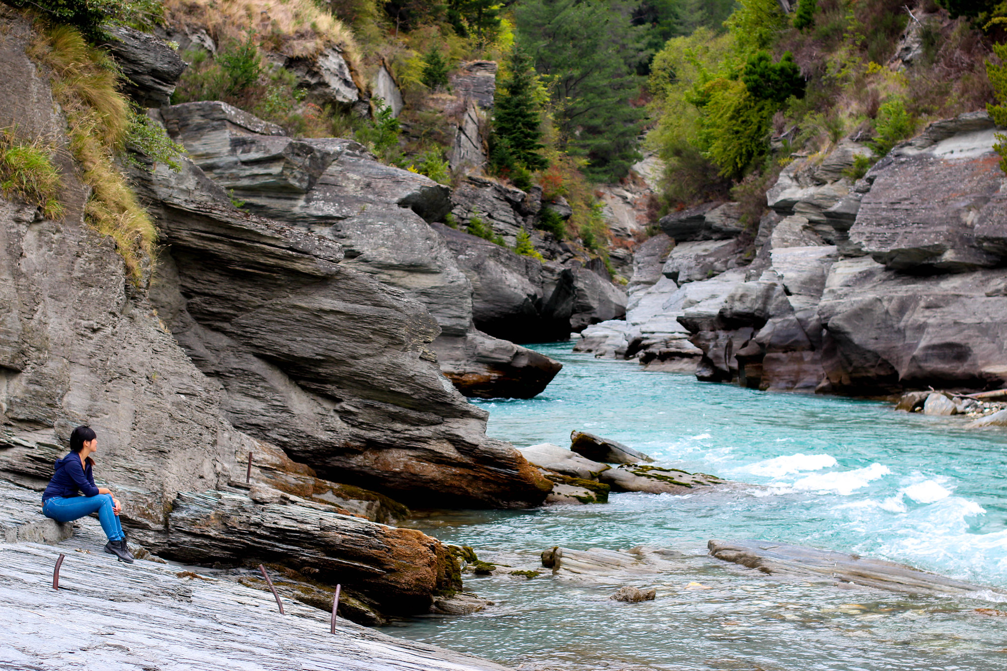 Shotover River @ Arthurs Point